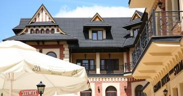 GERARD Corona Antracitová Hotel Stamary, Zakopane, Poland