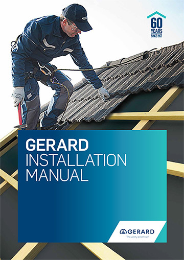 Gerard® Installation manual